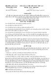 Nghị quyết số 62/2017/NQ-HĐND Tỉnh Quảng Ninh