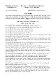 Nghị quyết số 63/2017/NQ-HĐND Tỉnh Đồng Nai