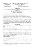 Nghị quyết số 06/2017/NQ-HĐND Tỉnh Kon Tum