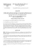 Nghị quyết số 10/NQ-HĐND Thành Phố Hồ Chí Minh