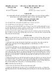 Nghị quyết số 06/2017/NQ-HĐND Tỉnh Phú Thọ