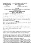 Nghị quyết số 09/NQ-HĐND Thành Phố Cần Thơ