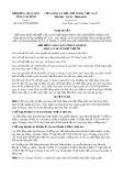 Nghị quyết số 62/2017/NQ-HĐND Tỉnh Nam Định