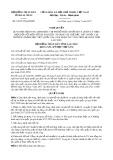 Nghị quyết số 10/2017/NQ-HĐND Tỉnh Lai Châu