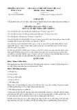 Nghị quyết số 11/2017/NQ-HĐND Tỉnh Cà Mau