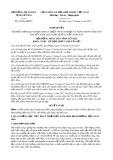 Nghị quyết số 10/NQ-HĐND Tỉnh Yên Bái