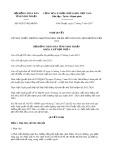 Nghị quyết số 09/2017/NQ-HĐND Tỉnh Ninh Thuận
