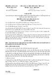 Nghị quyết số 64/2017/NQ-HĐND Tỉnh Vĩnh Long