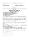 Nghị quyết số 64/2017/NQ-HĐND Tỉnh Bắc Ninh