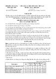 Nghị quyết số 32/2017/NQ-HĐND Tỉnh Lạng Sơn