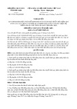 Nghị quyết số 17/2017/NQ-HĐND Tỉnh Bắc Kạn