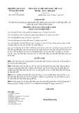 Nghị quyết số 19/2017/NQ-HĐND Tỉnh Quảng Bình