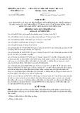 Nghị quyết số 71/2017/NQ-HĐND Tỉnh Đồng Nai