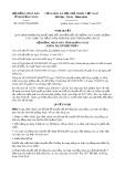 Nghị quyết số 35/2017/NQ-HĐND Tỉnh Quảng Ngãi