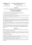 Nghị quyết số 73/2017/NQ-HĐND Tỉnh Đồng Nai
