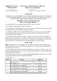 Nghị quyết số 34/2017/NQ-HĐND Tỉnh Lạng Sơn