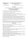 Nghị quyết số 74/2017/NQ-HĐND Tỉnh Đồng Nai