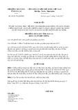 Nghị quyết số 69/2017/NQ-HĐND Tỉnh Gia Lai