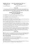 Nghị quyết số 24/2017/NQ-HĐND Tỉnh Quảng Ngãi