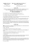 Nghị quyết số 14/2017/NQ-HĐND Tỉnh An Giang