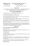 Nghị quyết số 12/2017/NQ-HĐND Tỉnh Quảng Ngãi