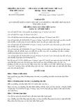 Nghị quyết số 22/2017/NQ-HĐND Tỉnh Tiền Giang