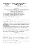 Nghị quyết số 16/2017/NQ-HĐND Tỉnh Yên Bái