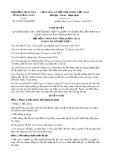 Nghị quyết số 22/2017/NQ-HĐND Tỉnh Quảng Ngãi