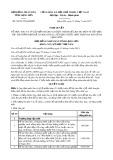 Nghị quyết số 36/2017/NQ-HĐND Tỉnh Lạng Sơn