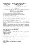 Nghị quyết số 21/2017/NQ-HĐND Tỉnh Ninh Thuận