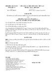 Nghị quyết số 37/NQ-HĐND Tỉnh Sơn La