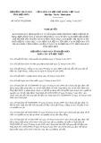 Nghị quyết số 69/2017/NQ-HĐND Tỉnh Điện Biên