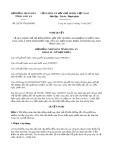 Nghị quyết số 26/2017/NQ-HĐND Tỉnh Long An