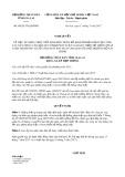Nghị quyết số 68/2017/NQ-HĐND Tỉnh Gia Lai