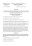 Nghị quyết số 15/2017/NQ-HĐND Tỉnh Kon Tum