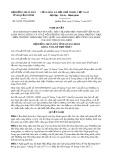 Nghị quyết số 18/2017/NQ-HĐND Tỉnh Quảng Bình