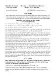 Nghị quyết số 26/2017/NQ-HĐND Tỉnh Ninh Thuận