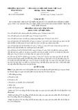 Nghị quyết số 21/2017/NQ-HĐND Tỉnh Yên Bái
