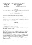 Nghị quyết số 30/NQ-HĐND Tỉnh Đắk Lắk