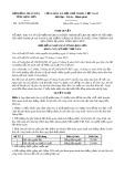 Nghị quyết số 30/2017/NQ-HĐND Tỉnh Lạng Sơn
