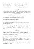 Nghị quyết số 90/2017/NQ-HĐND Thành Phố Đà Nẵng