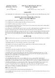 Nghị quyết số 16/2017/NQ-HĐND Tỉnh Bà Rịa - Vũng Tàu