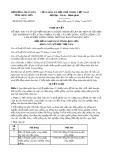 Nghị quyết số 28/2017/NQ-HĐND Tỉnh Lạng Sơn