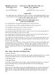 Nghị quyết số 13/2017/NQ-HĐND Tỉnh Quảng Ngãi