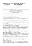 Nghị quyết số 15/2017/NQ-HĐND Tỉnh Ninh Thuận
