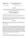 Nghị quyết số 12/2017/NQ-HĐND Tỉnh Sóc Trăng