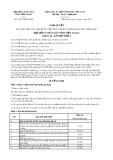 Nghị quyết số 14/2017/NQ-HĐND Tỉnh Tiền Giang