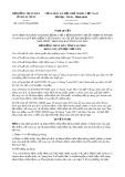 Nghị quyết số 16/2017/NQ-HĐND Tỉnh Lai Châu