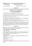 Nghị quyết số 71/2017/NQ-HĐND Tỉnh Bình Định