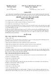 Nghị quyết số 22/2017/NQ-HĐND Tỉnh Ninh Thuận